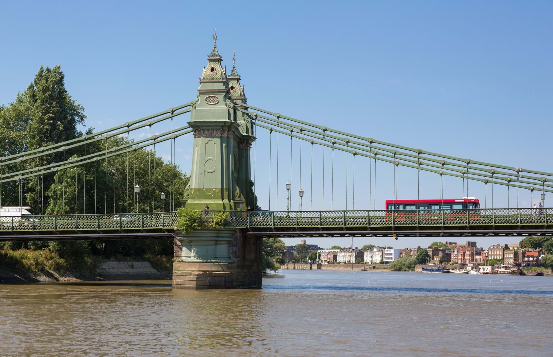 Hammersmith Bridge (1)