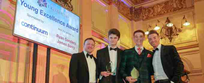Ukinbound Young Excellence Award